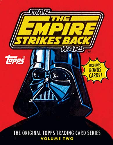 Star Wars: The Empire Strikes Back: The Original Topps Trading Card Series, Volume Two - Gary Gerani, The Topps Company, Lucasfilm LTD