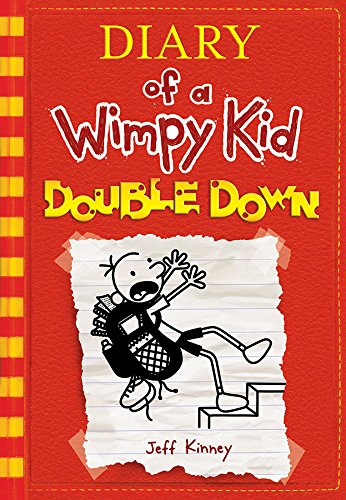 Double Down (Diary of a Wimpy Kid #11) - Jeff Kinney