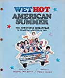 Wet Hot American Summer: The Annotated Screenplay cover