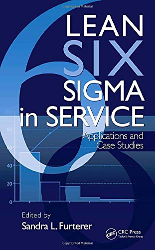 PDF Lean Six Sigma in Service Applications and Case Studies