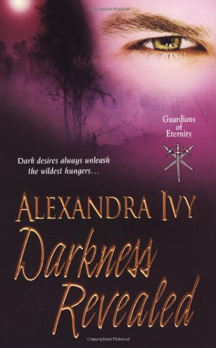 Darkness Revealed (Guardians of Eternity, Book 4)