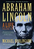 Abraham Lincoln book cover.