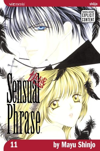 Sensual Phrase Book 11 cover