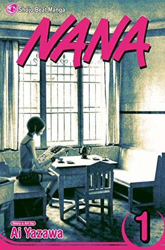 Nana Book 1 cover