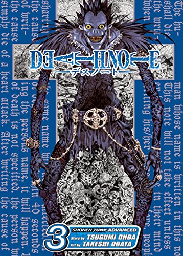 Death Note Book 3 cover