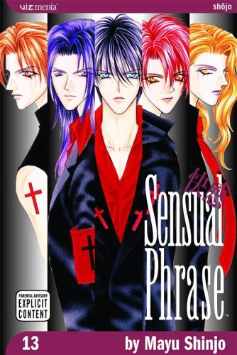 Sensual Phrase Book 13 cover
