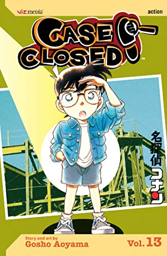 Case Closed Book 13 cover