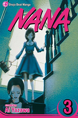 Nana Book 3 cover