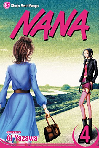 Nana Book 4 cover