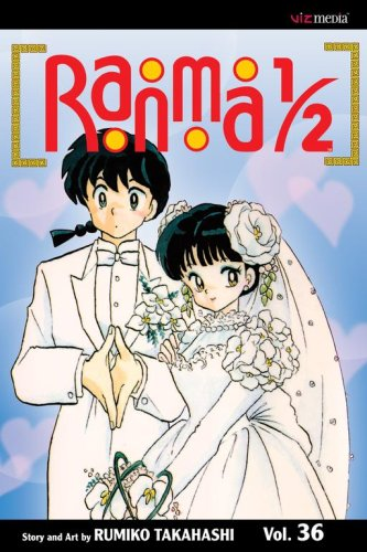 Ranma ½ Book 36 cover