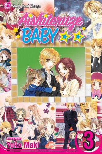 Aishiteruze Baby Book 3 cover