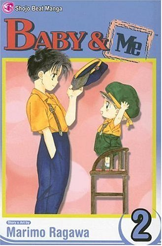 Baby & Me Book 2 cover