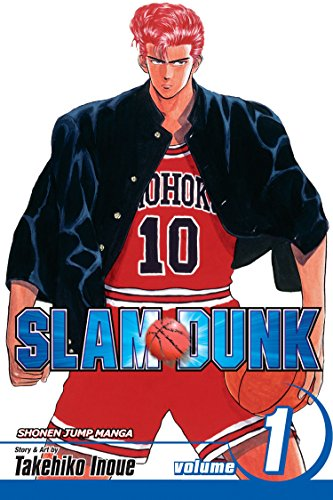 Slam Dunk Volume 1 cover