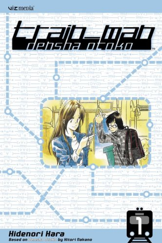 Train_Man Densha Otoko Book 1 cover