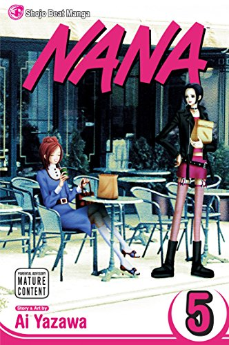 Nana Book 5 cover