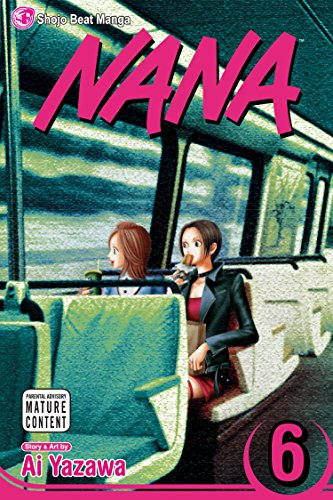 Nana Book 6 cover