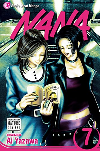 Nana Book 7 cover