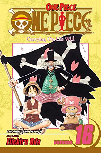 One Piece Book 16 cover