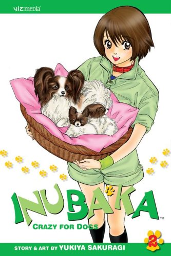Inubaka: Crazy for Dogs Book 2 cover