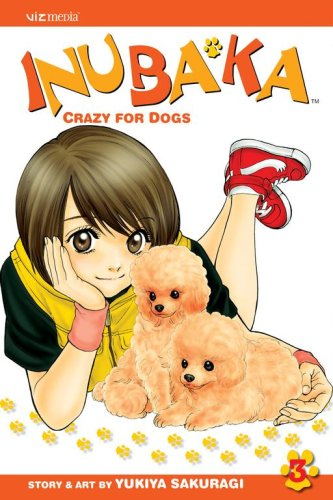 Inubaka: Crazy for Dogs Book 3 cover