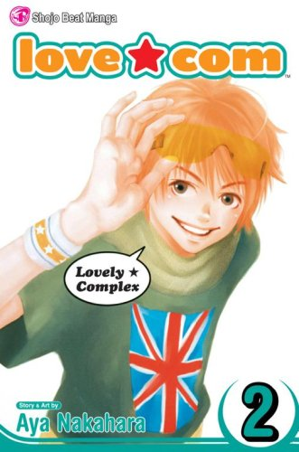 Love*Com Book 2 cover