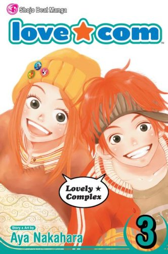 Love*Com Book 3 cover