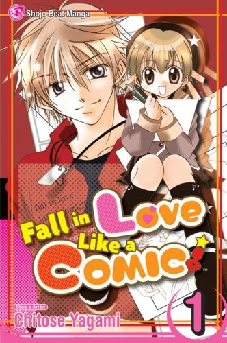 Fall in Love Like a Comic Book 1 cover