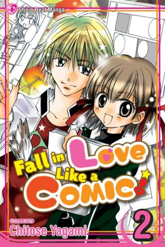 Fall in Love Like a Comic Book 2 cover