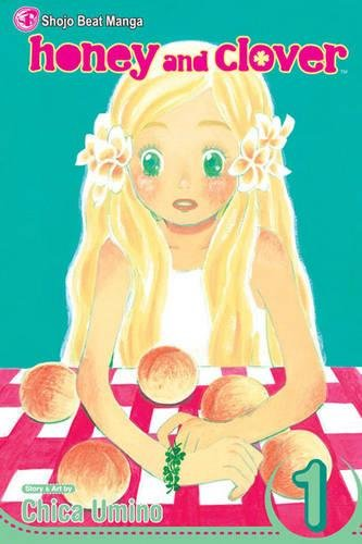Honey and Clover Book 1 cover