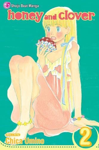 Honey and Clover Book 2 cover