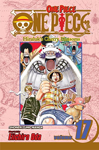 One Piece Book 17 cover