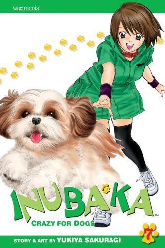 Inubaka: Crazy for Dogs Book 7 cover