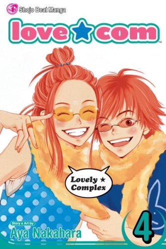 Love*Com Book 4 cover
