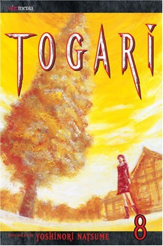 Togari Book 8 cover