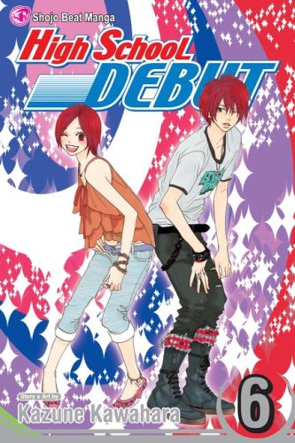 High School Debut Book 6 cover