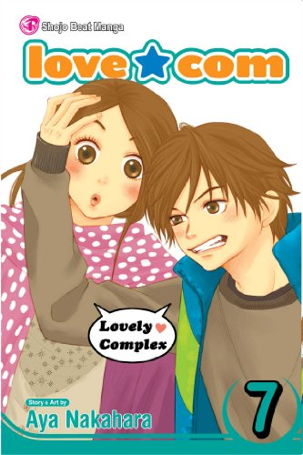 Love*Com Book 7 cover