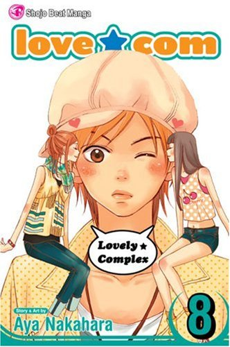 Love*Com Book 8 cover