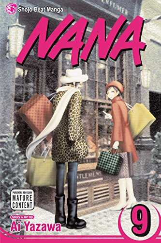 Nana Book 9 cover
