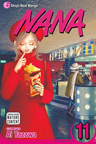 Nana Book 11 cover