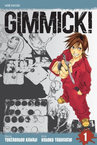 Gimmick Book 1 cover