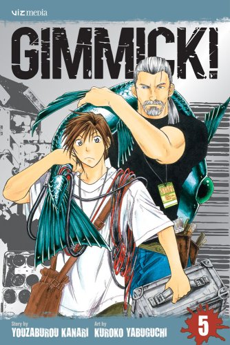 Gimmick Book 5 cover