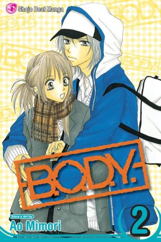 B.O.D.Y. Book 2 cover