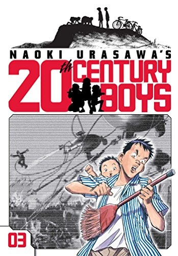 20th Century Boys Book 3 cover