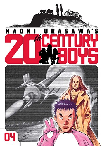 20th Century Boys Book 4 cover