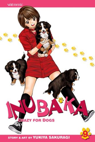 Inubaka: Crazy for Dogs Book 9 cover