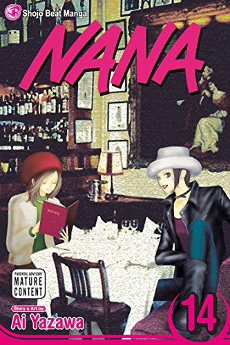 Nana Book 14 cover
