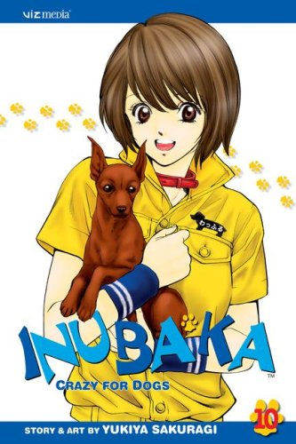 Inubaka: Crazy for Dogs Book 10 cover