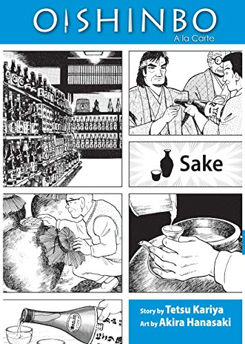 Oishinbo 2: Sake cover