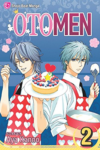 Otomen Book 2 cover