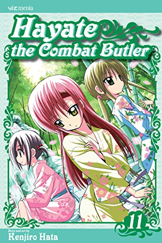 Hayate the Combat Butler Book 11 cover